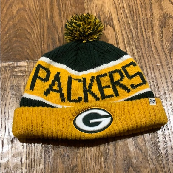 47 Accessories Green Bay Packers Winter Hat Beanie Poshmark